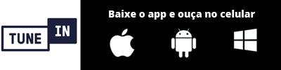 Baixe o app TuneIn e ouça a RadicciFM no seu celular