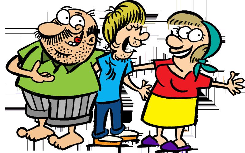 Radicci e família
